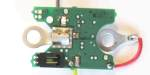 Dual lage cylindrical cell board