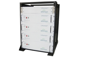 Lithiumod rack