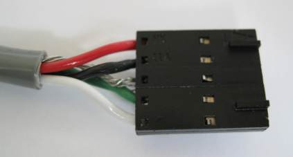 Cell Board harness, BMS controller end