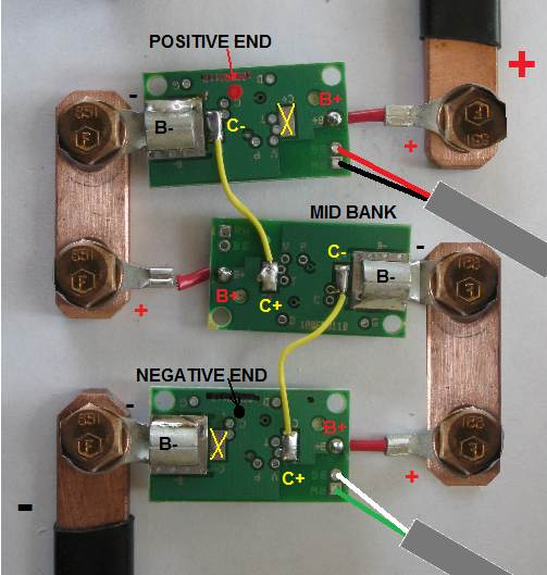Bank wiring example