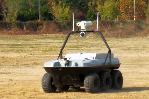 AMSTAF Unmanned Ground Vehicle